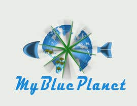 #53 for My blue planet by denisaelena
