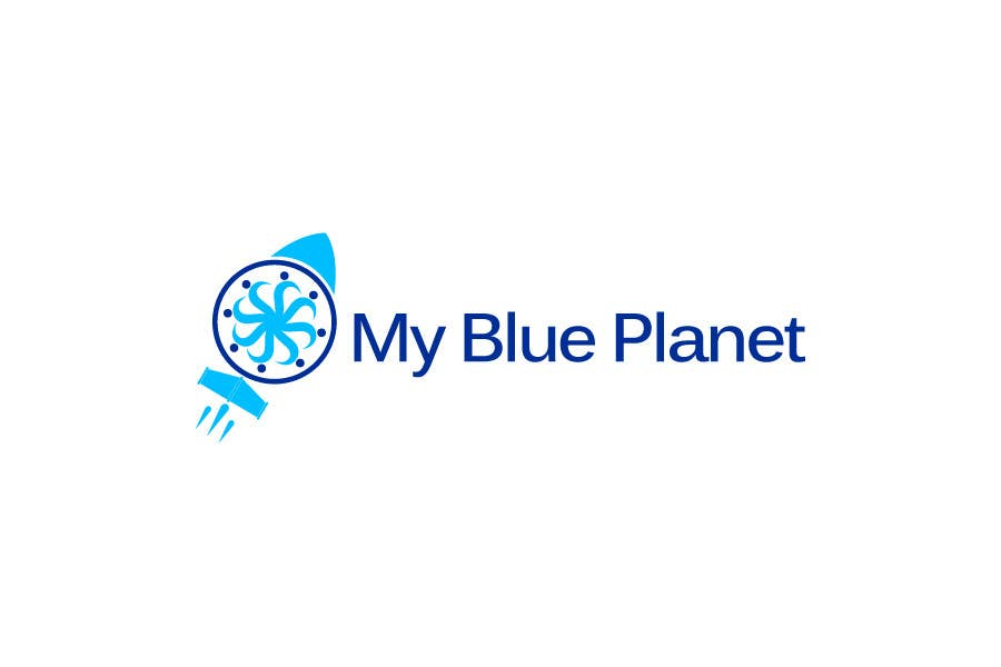 #34 for My blue planet by graphics8