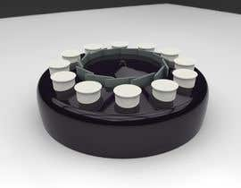 #18 untuk Do some 3D Modelling for the Coffee Condiment Organizer oleh mfraz