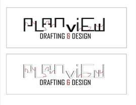 jinupeter tarafından Design a Logo for PlanView Drafting & Design için no 40
