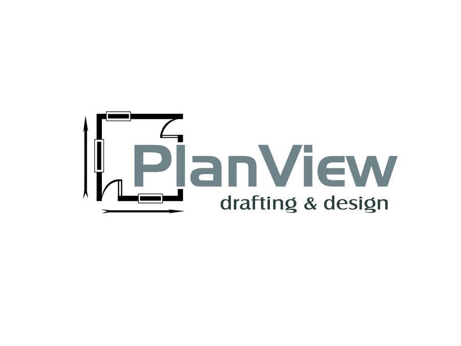 Bài tham dự cuộc thi #21 cho Design a Logo for PlanView Drafting & Design