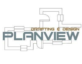 billahdesign tarafından Design a Logo for PlanView Drafting & Design için no 41