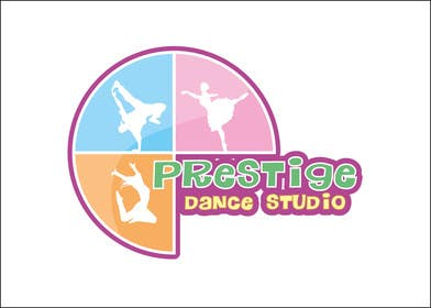 #72 para Design a Logo for Prestige Dance Studio por ZenoDesign