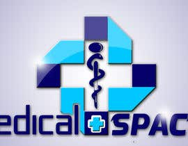 #11 para Branding Medical-Space de parrajg17
