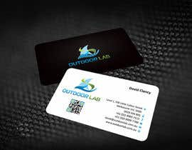 #56 cho Design some Business Cards for Outdoor Lab *UPDATE* bởi ezesol