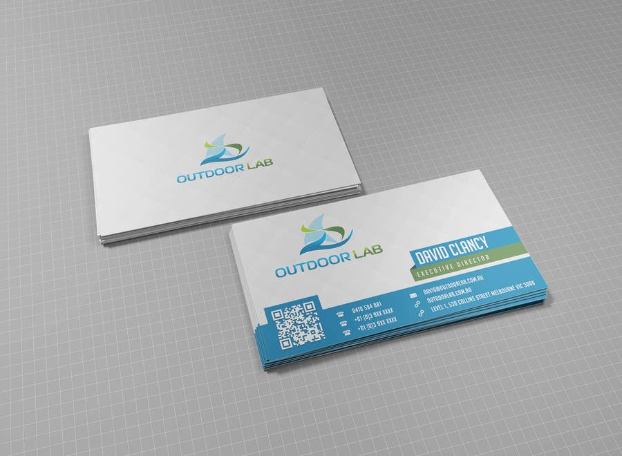 Bài tham dự cuộc thi #15 cho Design some Business Cards for Outdoor Lab *UPDATE*