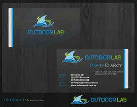 #29 cho Design some Business Cards for Outdoor Lab *UPDATE* bởi sehwagprakash