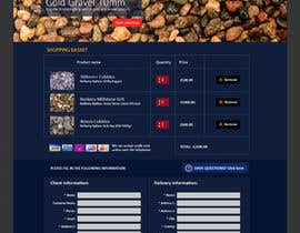 #12 for Design a Website Mockup for Marchington Stone af aleksejspasibo