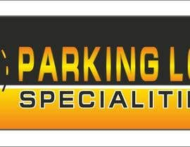 "#64 untuk Design A Logo for ""Parking Lot Specialties"" oleh CioLena"