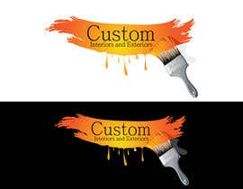 #67 para Design a Logo for Custom Interiors and Exteriors por zswnetworks
