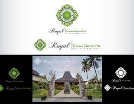 #33 for Design logo for a resort in Bali by GeorgeOrf