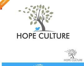 nº 30 pour Design a Logo for Hope Culture par creativodezigns