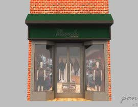 #4 para Interior design of men's clothing and shoe store por pandjibukandewa