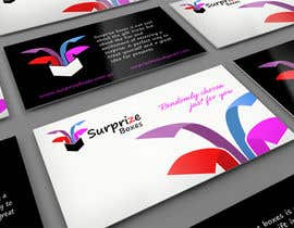 #14 para Design some Business Cards for an online store por midget