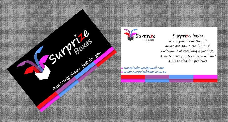 Kilpailutyö #31 kilpailussa Design some Business Cards for an online store