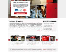 #9 cho Design a Website Dundas Agri Systems Inc bởi Pavithranmm