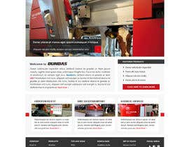 #10 para Design a Website Dundas Agri Systems Inc por Pavithranmm