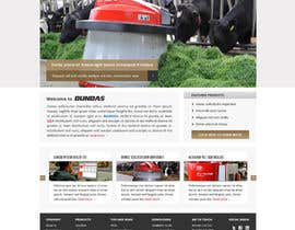 #18 cho Design a Website Dundas Agri Systems Inc bởi Pavithranmm