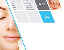 nº 6 pour Redesign One Page Of Our Spa HydraFacial Service Menu par yuvilenn