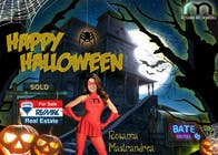 Entry # 25 for Design a Halloween postcard for a real estate agent by