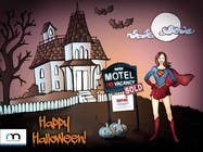 Contest Entry #22 for Design a Halloween postcard for a real estate agent