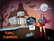 Contest Entry #27 for Design a Halloween postcard for a real estate agent