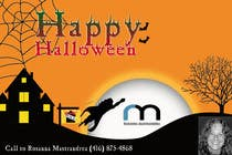 Contest Entry #16 for Design a Halloween postcard for a real estate agent