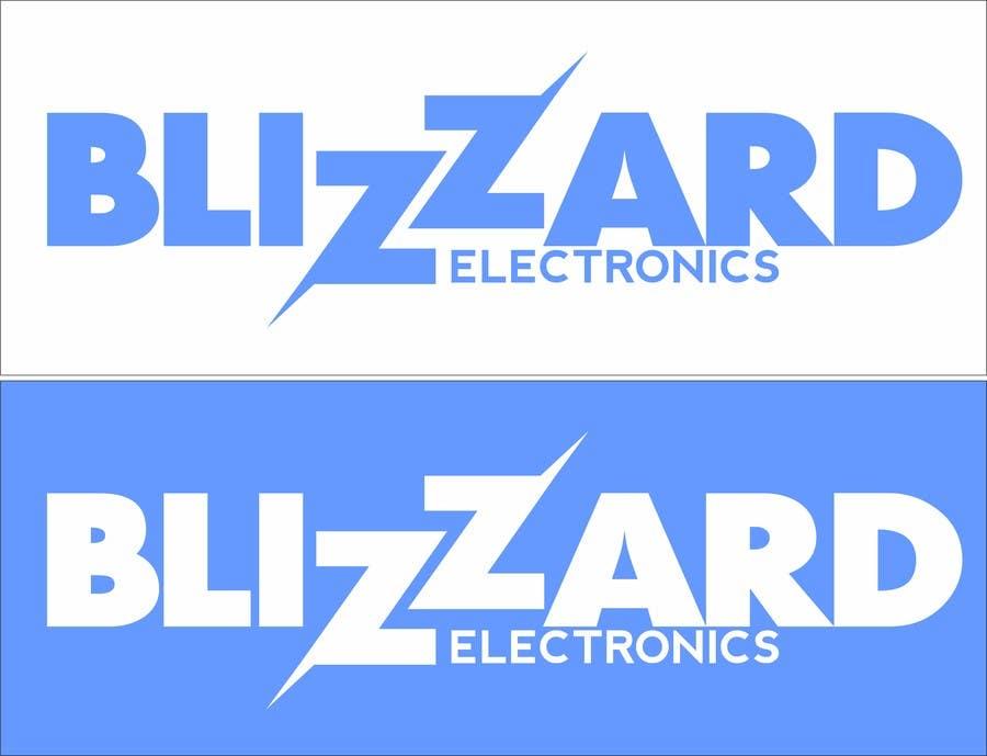 Inscrição nº 57 do Concurso para Design a Logo for Blizzard Electronics