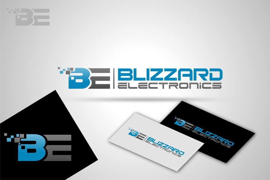 Bài tham dự cuộc thi #48 cho Design a Logo for Blizzard Electronics
