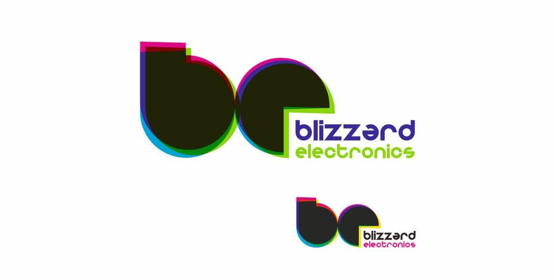 Bài tham dự cuộc thi #153 cho Design a Logo for Blizzard Electronics