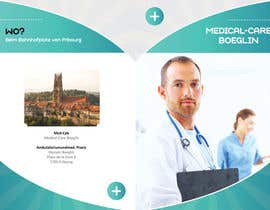 "nº 3 pour Design a Brochure for my Company ""Medical-Care Boeglin"" par IXTIan"