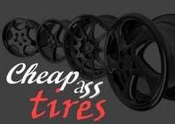 "Contest Entry #4 for Design a trademark logo for  ""Cheap Ass Tires"""