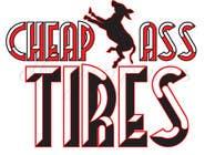 "Contest Entry #25 for Design a trademark logo for  ""Cheap Ass Tires"""
