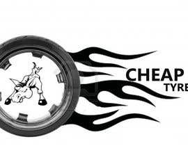 "#20 for Design a trademark logo for  ""Cheap Ass Tires"" af AShinyThing"