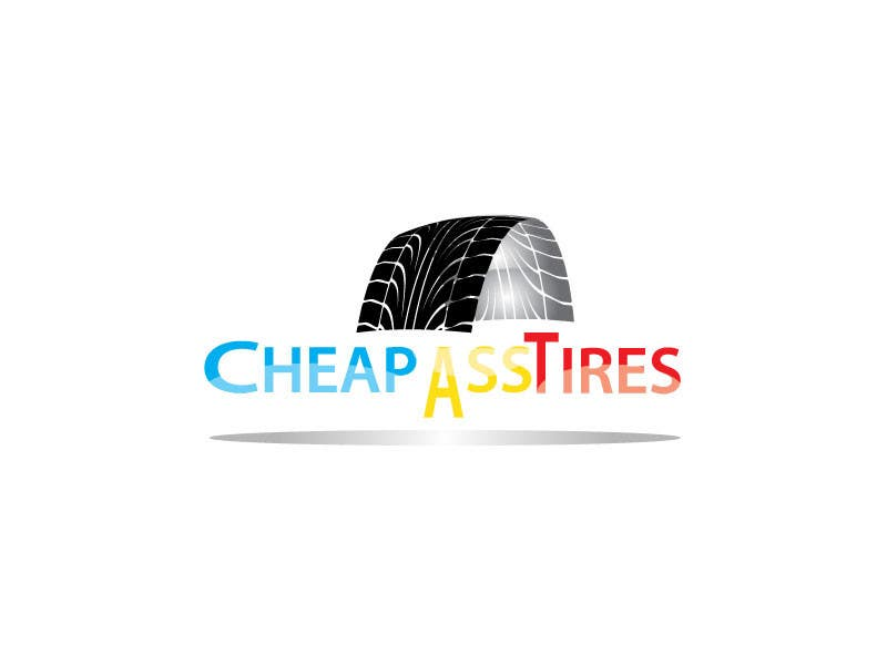 """Inscrição nº 63 do Concurso para Design a trademark logo for  """"Cheap Ass Tires"""""""