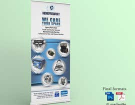 #18 for Design a roll up Banner by MrDesi9n
