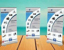 #17 para Design a roll up Banner de samiku06