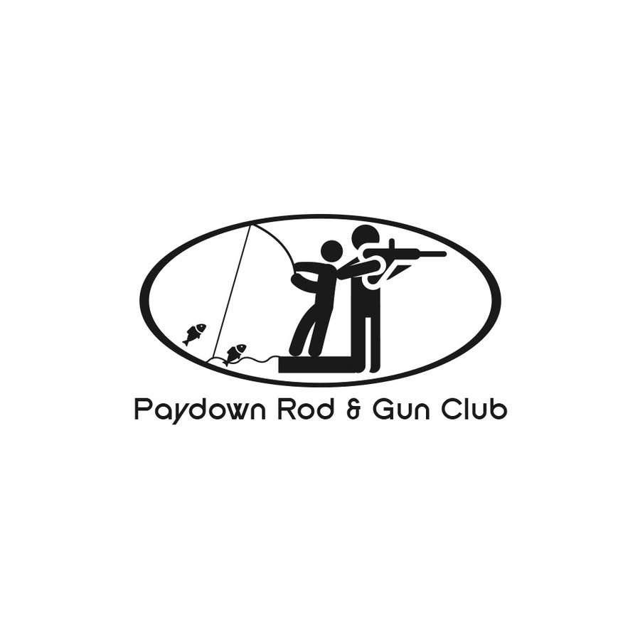 ผลงานการประกวด #3 สำหรับ Design a Logo - Paydown Rod & Gun Club