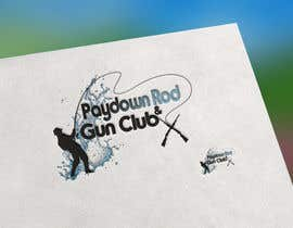 #10 for Design a Logo - Paydown Rod & Gun Club by cristinaa14
