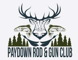 #12 for Design a Logo - Paydown Rod & Gun Club by zarko992