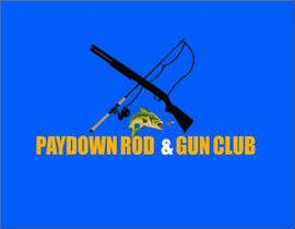 Nambari 16 ya Design a Logo - Paydown Rod & Gun Club na Edsonoliveira13