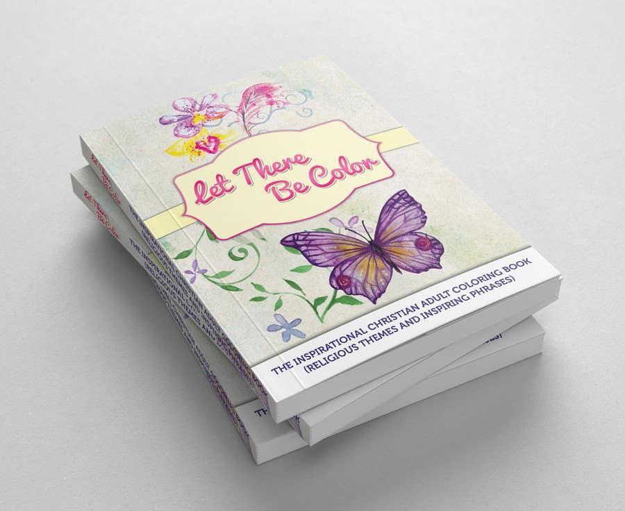Participación en el concurso Nro.33 para Design a Coloring Book Cover