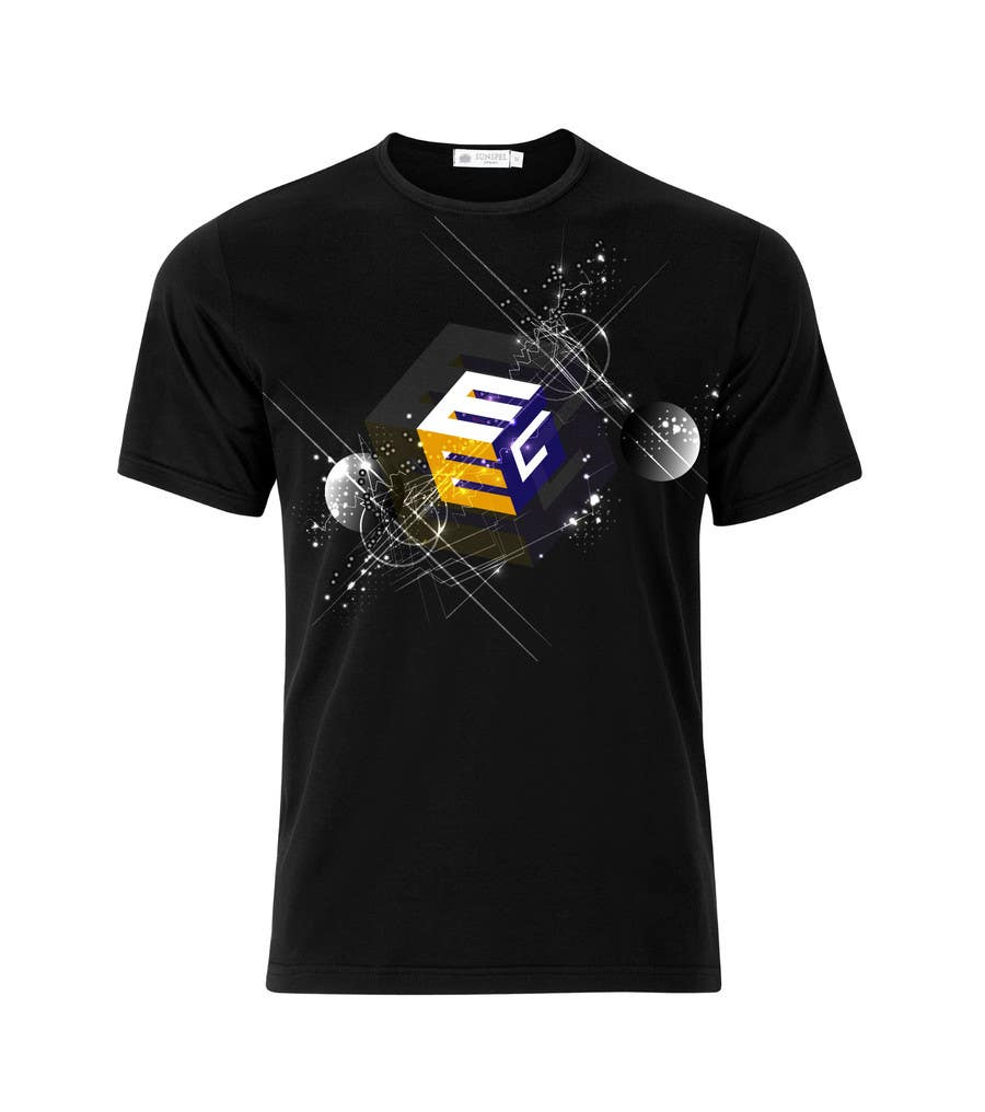 #20. pályamű a(z)  EEG Nation Design Two T-Shirt versenyre