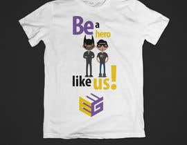#10 para EEG Nation Design Two T-Shirt de vimadrigal