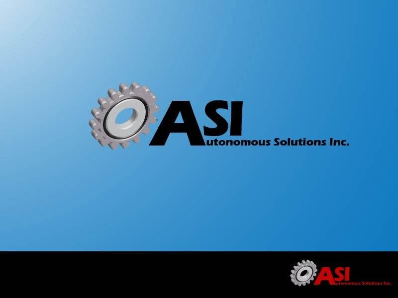 Entri Kontes #62 untukLogo Design for Autonomous Solutions Inc.