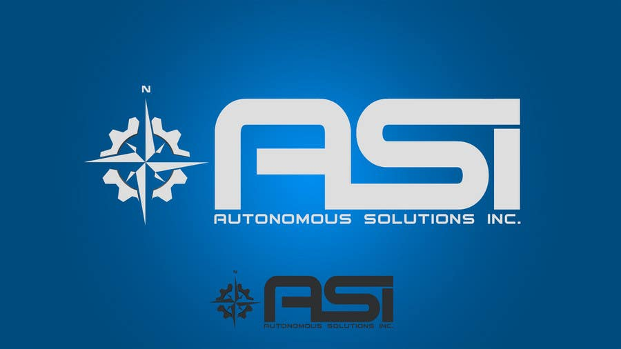 Entri Kontes #124 untukLogo Design for Autonomous Solutions Inc.