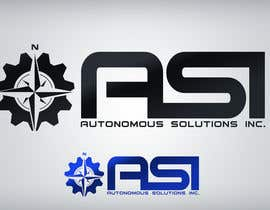 #46 para Logo Design for Autonomous Solutions Inc. por Jevangood