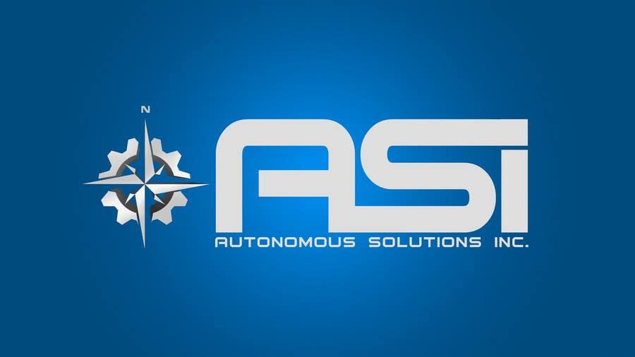 Entri Kontes #130 untukLogo Design for Autonomous Solutions Inc.