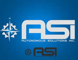 #144 para Logo Design for Autonomous Solutions Inc. por Jevangood