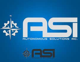 #125 for Logo Design for Autonomous Solutions Inc. by Jevangood